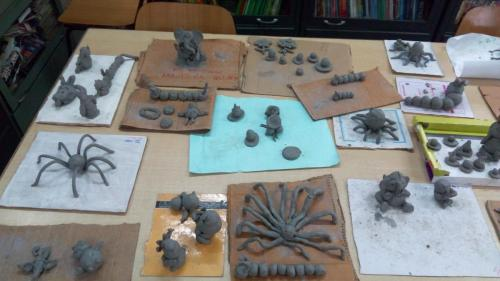 Clay Modeling-CCA