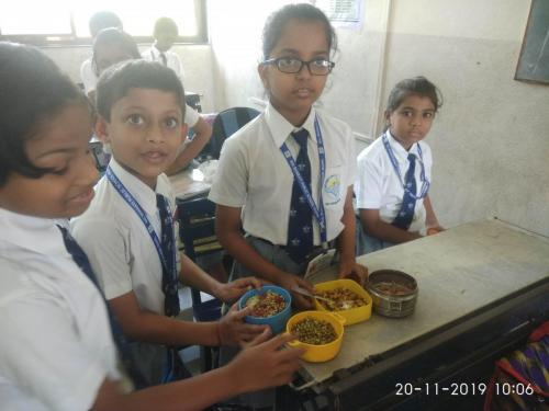 NUTRITION - FIT INDIA