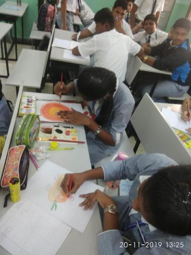POSTER MAKING - FIT INDIA